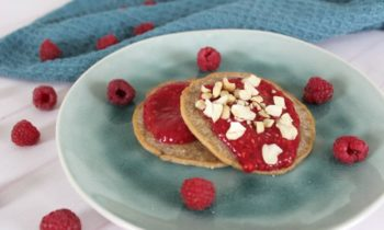 Buchweizen Pancakes Frühstück Schwangere Stillende