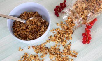 Granola Rezept Schwangere Stillende